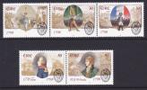 IRLANDE  - Yvert Et Tellier  N° 1068/1072 - ** - 1998 - - Non Classificati