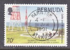Bermuda  603  (o)   RADIO  STATION - Bermuda