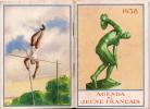 Agenda Du Jeune Français/Ministére De La Défense Nationale Et De La Guerre/Engagez-vous/1938      CAL79 - Calendriers