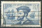 France 1934 Cartier 1f.50 Obl. - - France
