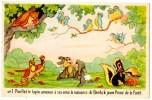 Serie Bambi N°1,Pan-Pan Annonce La Naissance.... Pas Circulé - Disney