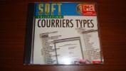 Courrier Types Micro Application Avec Manuel Sur Cd-Rom - Informatica