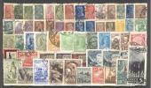 Russie  Le Lot De 58 Timbres, PETIT PRIX!!! Voir Scan - 1917-1923 Republik & Sowjetunion