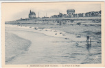 14 - Bernieres Sur Mer - La Plage Et La Digue - Editeur: Artaud N° 8 - Other Municipalities