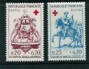 France SG 1507-8 MM - France