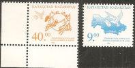 Kazakistan 1996 MNH**  - Yv. 110/111 - Posta