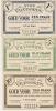 Noodgeld Vilvoorde 2de Wereldoorlog (op Achterkant Het Kasteel Van Vilvoorde) - Monnaies & Billets