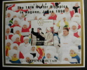 TURKMENISTAN 1998 - JJOO DE NAGANO  - YVERT  BLOCK 26 - Invierno 1998: Nagano