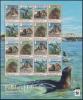 FALKLAND ISLANDS 2011, Southern Sea Lion Sheetlet** - Falkland Islands