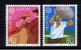 SUISSE  1981 EUROPA-CEPT. MNH. SANS CHARNIERE.NEUF.SES 51 - 1981