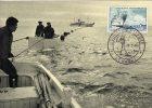 76  LE HAVRE  Journée Du Timbre 1960 Pose D´un Cable Sous Marin  12/03/60 - Maximumkaarten