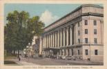 Ottawa Canada - Metropolitan Life Insurance Building - Architecture - 2 Scans - Vintage 1939 - Stamps & Postmark - Ottawa