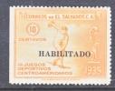 El Salvador 545  *  SPORTS - El Salvador