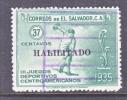 El Salvador 547  (o)  SPORTS - El Salvador