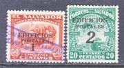 El Salvador RA 1-2  (o) - El Salvador