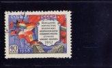 RUSSIA, 1958-9, Flags & Communications Symbols, Scott # 2067 - 1923-1991 URSS