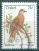 CISKEI - 1990 - USED/OBLIT. -  OISEAU BIRD VOGEL - Yv 174  - Lot 6404 - Ciskei