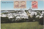 PGL AT182 - BERMUDA HAMILTON FROM THE FORT 1930 - Bermudes