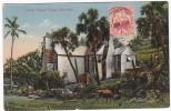 PGL AT184 - BERMUDA OLDEST HOUSE, PAGET 1930 - Bermudes