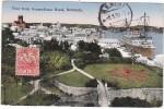 PGL AT186 - BERMUDA VIEW FROM BERMUDIANA HOTEL 1930 - Bermudes
