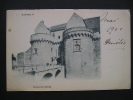 Nantes,Entree Du Chateau 1901 - Châteaux