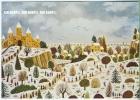 WIECHMANN – BILDKARTEN ALAIN THOMAS, Winterfreuden, Nr.5131 - Illustrators & Photographers