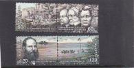 Australia 2012 Inland Explores Set MNH - Mint Stamps