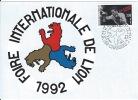 69 LYON Foire De Lyon 1992 - Other