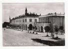 Cartolina FG Di QUINZANO D´OGLIO - Portici Vantiniani E Teatro Sociale - Italia