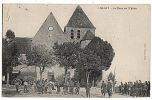 CPA 89 NAILLY - La Place De L Eglise - Autres Communes