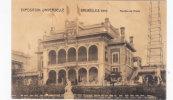 BRUXELLES EXPOSITION 1910 - ITALIAN PAVILION - Exhibitions