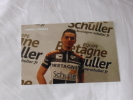 Armindo Fonseca - Bretagne Schuller - 2011 (photo KODAK) - Radsport