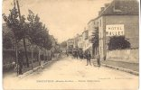 HAUTE LOIRE 43.MONISTROL ROUTE NATIONALE HOTEL MALLET - Monistrol Sur Loire