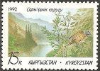 Kirghisistan 1992 MNH**  -  Yv. 3 - Protezione Dell'Ambiente & Clima