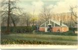 12. Strombeek. Drij Likkel. - Le Jardin Et Le Serre, Animée Et Colorisée - Grimbergen