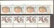 Kirghisistan 1993 MNH**  -  Yv. 11A/B  Blocs 4x - Kirghizstan