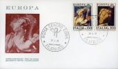 1975 EUROPA FDC - F.D.C.