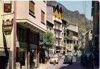 N° 1498 VALLS ANDORRA SANT JULIA DE LORIA Plaça Major Plaza Mayor Place Majeur Voir Hôtel La Sardane - Andorra