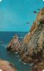 Acapulco Mexique Mexico - Dive In La Quebrada - Conjunto De Clavadistas - Plongeon - High Diving