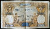 BILLET 1000 FRANCS...CERES MERCURE (27 Mai 1938) A.3334 - 659 (la Photo Est Le Billet Vendu) - 1871-1952 Antiguos Francos Circulantes En El XX Siglo