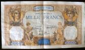 BILLET 1000 FRANCS...CERES MERCURE (5 Mai 1938) C.3256 - 645 (la Photo Est Le Billet Vendu) - 1 000 F 1927-1940 ''Cérès Et Mercure''