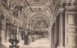 MADRID El ESCORIAL La Biblioteca  -unused (TB 2 Trous D'agrafe) - Madrid