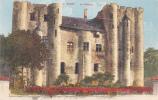 Dép. 79 - NIORT. - Le Château. Colorisée. . LL. N° 2 - Niort