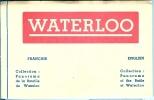 Carnet -ref 45- Carnet De 10 Cartes Postales -panorama De La Bataille De Waterloo -vues Generales   -cartes Bon Etat - - Belgium