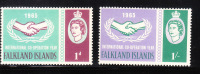 Falkland Islands 1965 Int'l Cooperation Year ICY Issue Omnibus MNH - Falkland Islands