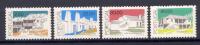 Portogallo 1986 Unif. 1660/63 **/MNH VF - Unused Stamps