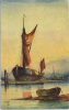 TUCK´S OILETTE 3318 SEA AND SKY - By MONTAGU - Fishing Boats