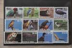 G 115 ++  2012 TONGA BIRDS VOGELS OISEAUX ++ HIGH FACE VALUE ++  MNH POSTFRIS ** - Tonga (1970-...)