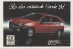 """TRANSPORT  L 6  /  AUTOMOBILE  """"  RENAULT CLIO   91 """"  CPM / CPSM  10 X 15 - Turismo"""