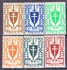 Cameroun  282-7   * - Unused Stamps